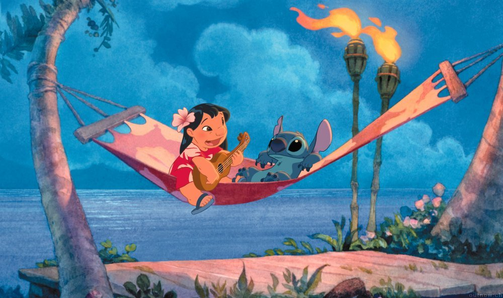 Lilo and Stitch - Pictures Frame