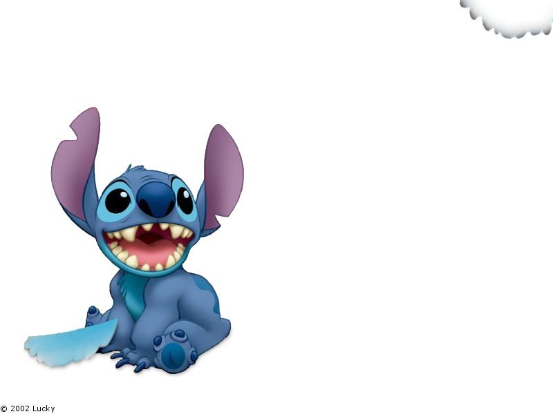 Lilo and Stitch - Desktop Frame
